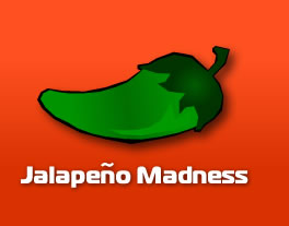 Jalapeno Madness - jalapeno pepper recipes, cookbook, and jalapeno pepper fun