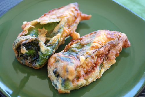 Classic Chiles Rellenos