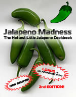 Buy the Jalapeno Madness Cookbook