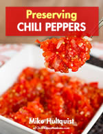 Preserving Chili Peppers - Cookbook