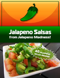 Jalapeno Poppers: The Salsas Cookbook from Jalapeno Madness