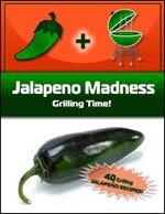 Buy the Jalapeno Madness Cookbook - Grilling Time Edition!