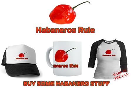 Habanero Pepper Gear