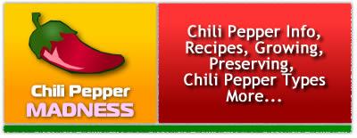 Chili Peper Madness