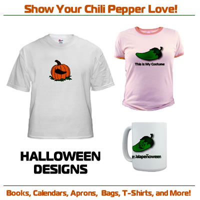 Chili Pepper Designs through Cafepress.com