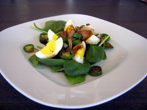 Spicy Son-in-Law Eggs
