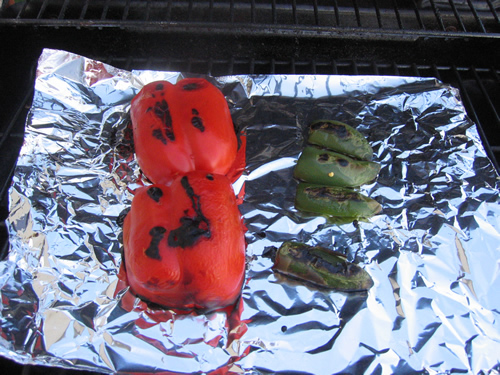 Roasting Jalapeno Peppers - How to Roast Jalapeno Peppers